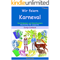 Wir feiern Karneval (Geschichten für Leseprofis 5)