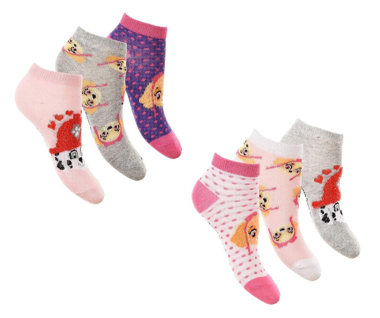Disney Minnie Confezione da 3 Bambine Ragazze Calzini