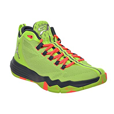 7e4710deb73bde Jordan CP3.IX AE Men s Shoes Ghost Green Metallic Silver Hasta Bright