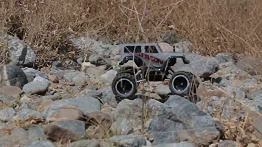 Mean Machine 70 Ford Bronco Rock Crawler Vehicle