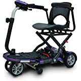 EV Rider Transport - Demo Model - Foldable Travel Senior Electric Mobility Scooter