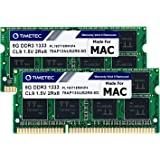 Timetec Hynix IC 16GB KIT(2x8GB) Compatible for Apple DDR3 1333MHz PC3-10600 for MacBook Pro (Early/Late 2011 13/15/17 inch),
