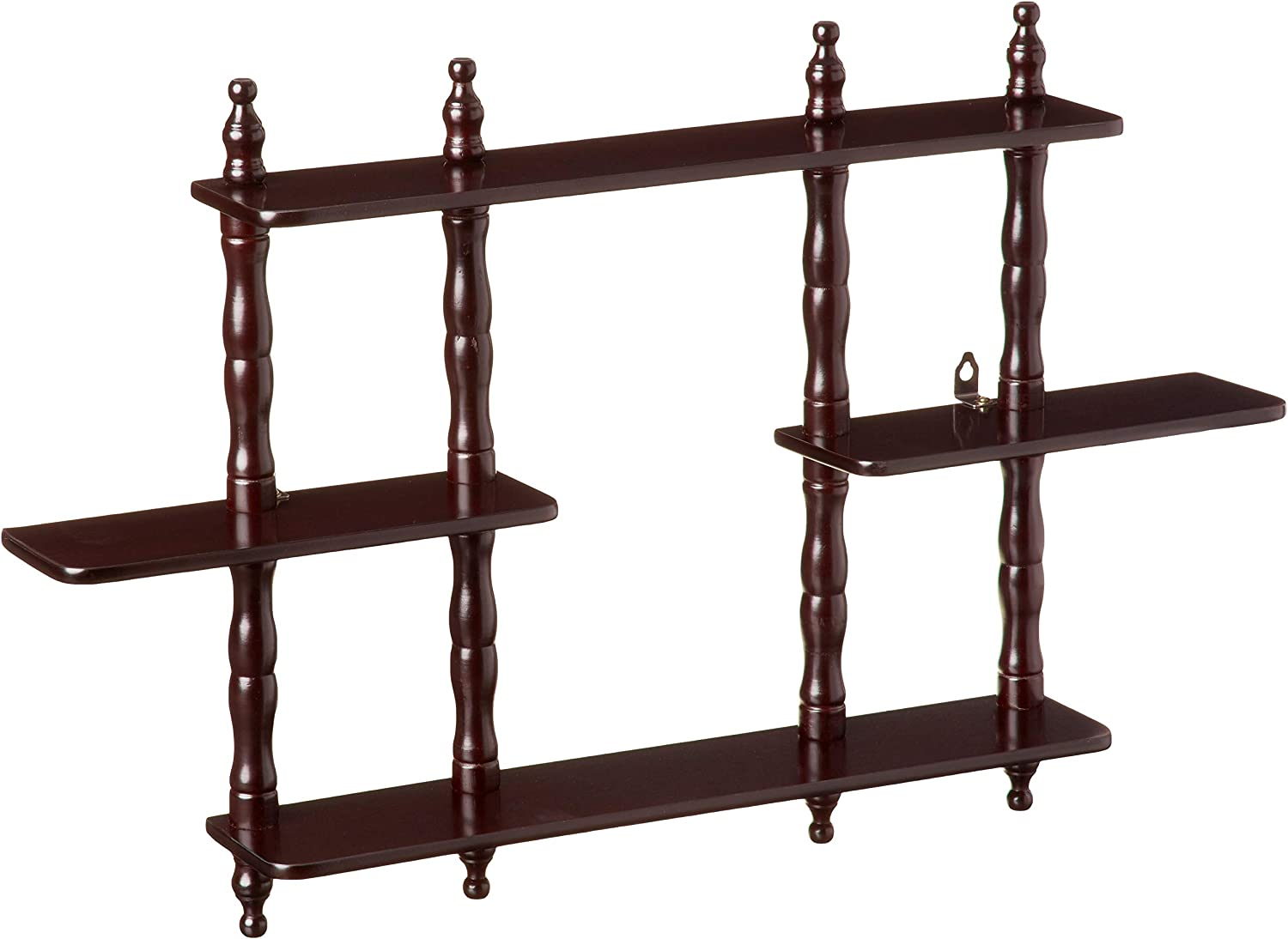 Frenchi Furniture 3 Tier Wall Shelf