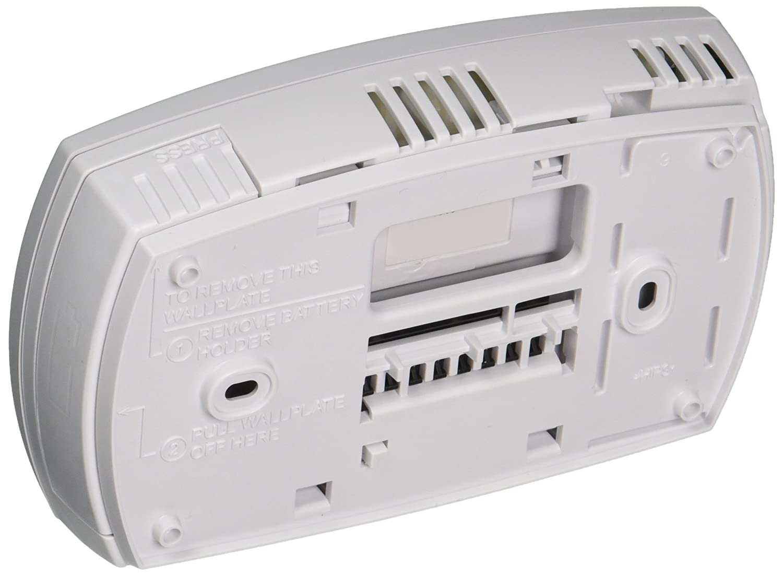 Honeywell TH5220D1029 FocusPRO 5000 no programables 2 calor y 2 Termostato de refrigeración, gran pantalla: Amazon.es: Bricolaje y herramientas