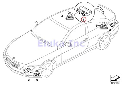 Amazon Com Bmw Genuine Parking Aid Control Unit