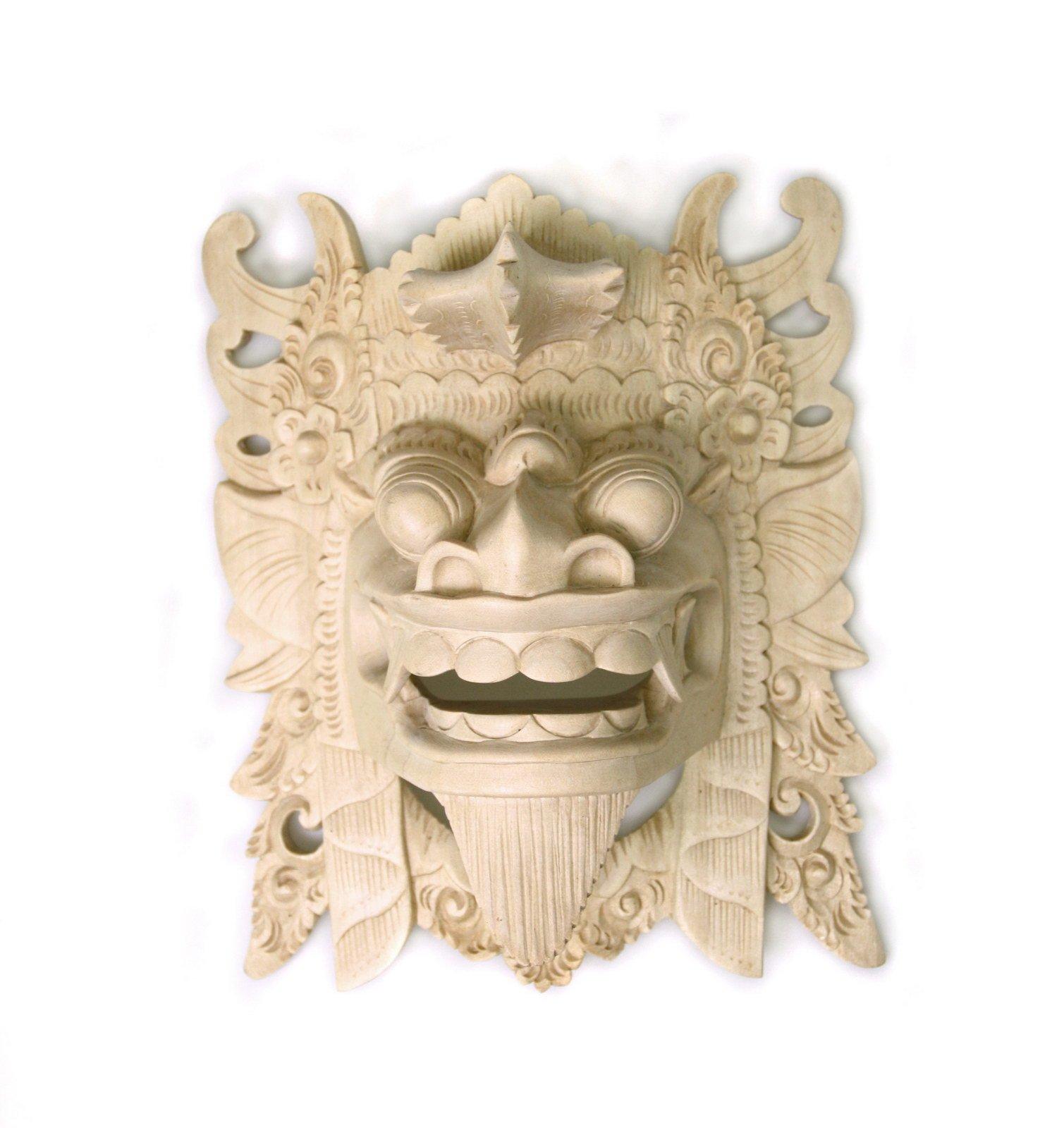 NOVICA 4786'' Barong II Wood Mask
