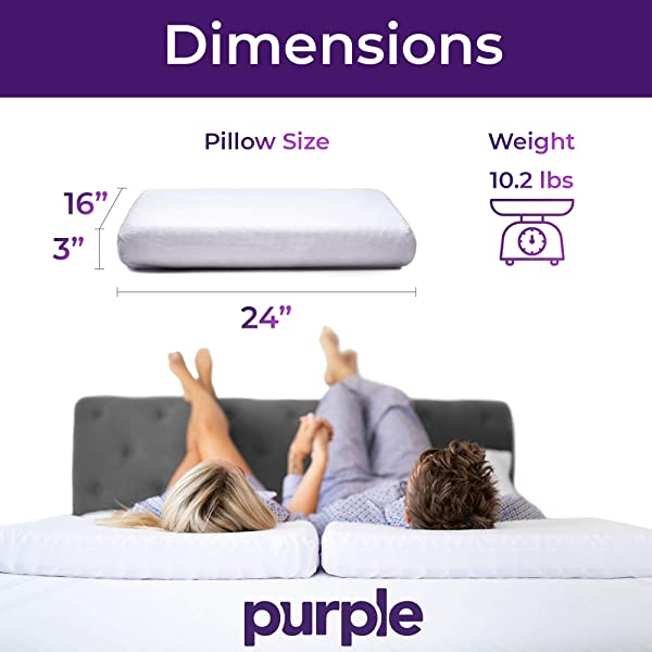 The Purple Pillow, Cooling Cradling Neck Support