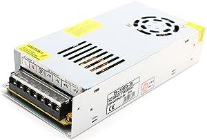 Pasow 110V/220V to DC 5V 30A Switching Power Supply Transformer Converter for CCTV camera/Security System/LED Strip Light (5V, 30A)