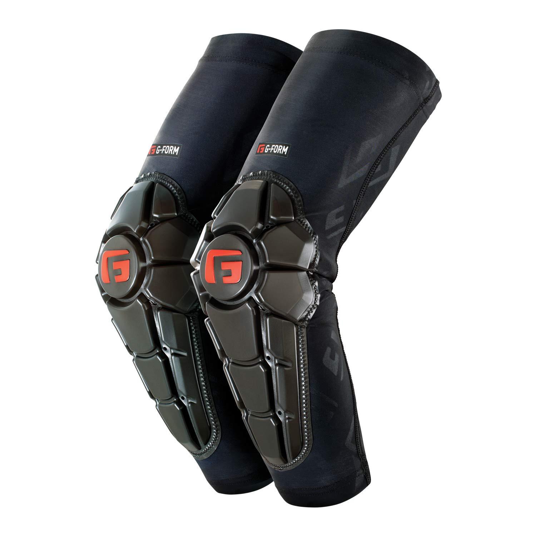 G-Form Pro X2 Elbow Pad(1 Pair), Black Logo, Adult X-Small