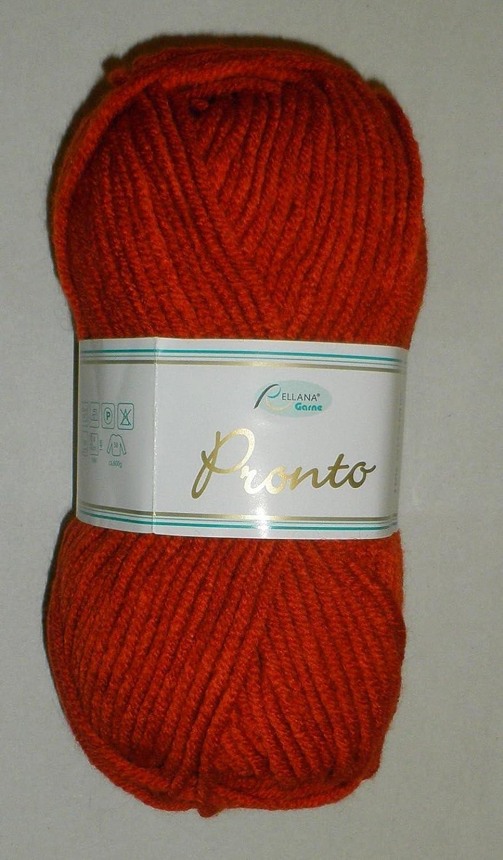 Fb Wolle Kreativ 11 rot 50 g Cammello Lana Grossa