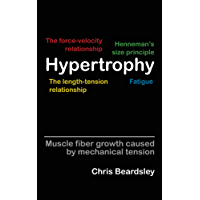 Hypertrophy: Muscle fiber growth caused by mechanical tension