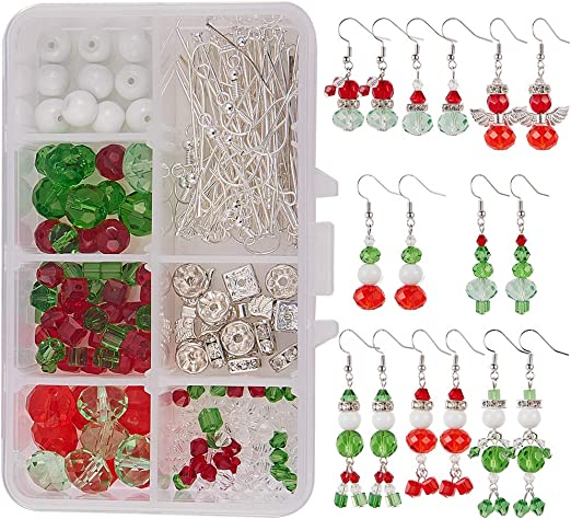 Super Deluxe Jewellery Making Kit with FREE Christmas Angel Kit