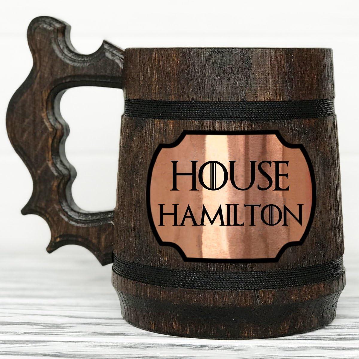 House Stark Bierkrug