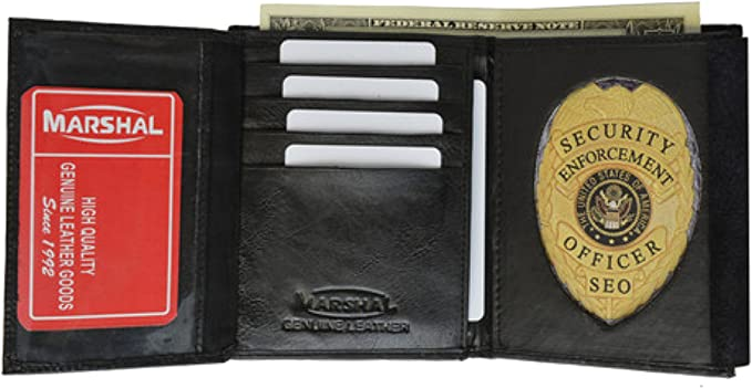 Private Investigator ID Card Holder Wallet