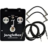 JangleBox New Improved Model Jangle Box Made in the USA w/ 4 Cables