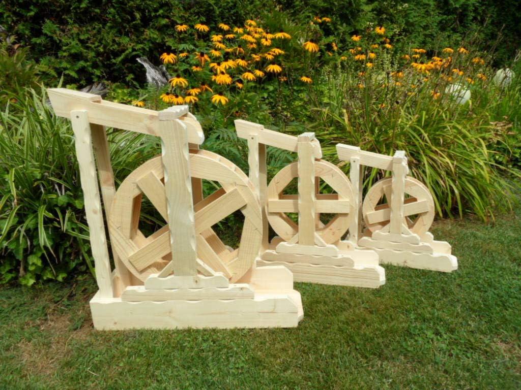Arbrikadrex Wasserrad Mühlenrad Bachlauf Wassermühle