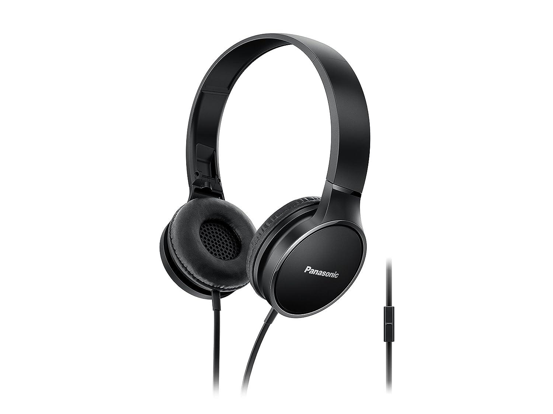 Amazon.com: Panasonic On Ear Stereo Headphones RP-HF100-P with Travel-Fold Design, Matte Finish, Pink: Electronics