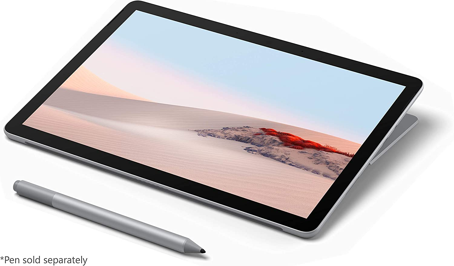 microsoft surface go 2 with stylus pen