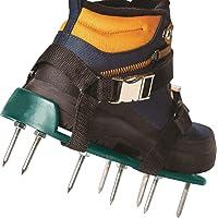ABREOME Aireador de Cesped Zapatos Escarificador Cesped Zapatos