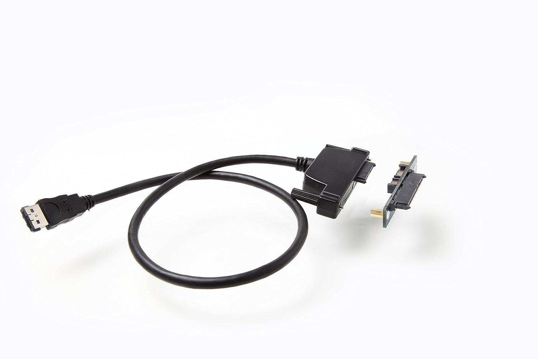 Amazon.com: ESATAp/eSATA-USB External Enclosure, SATA HDD ...