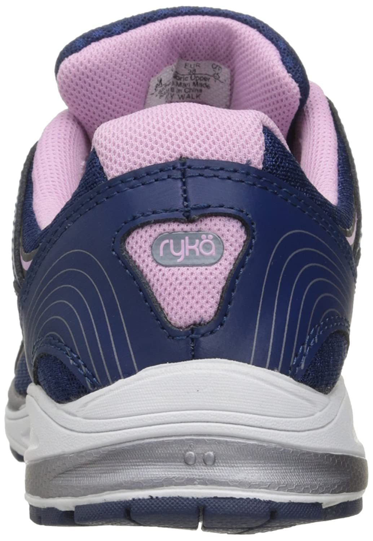 Zapatillas para caminar Propel 3D Pro RYKA para mujer, Gris / Rosa, 7 M US
