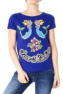 Manches T Moschino Courtes Shirt Love Lovtshdaaa1st0332252 Femme zVMUSGpq