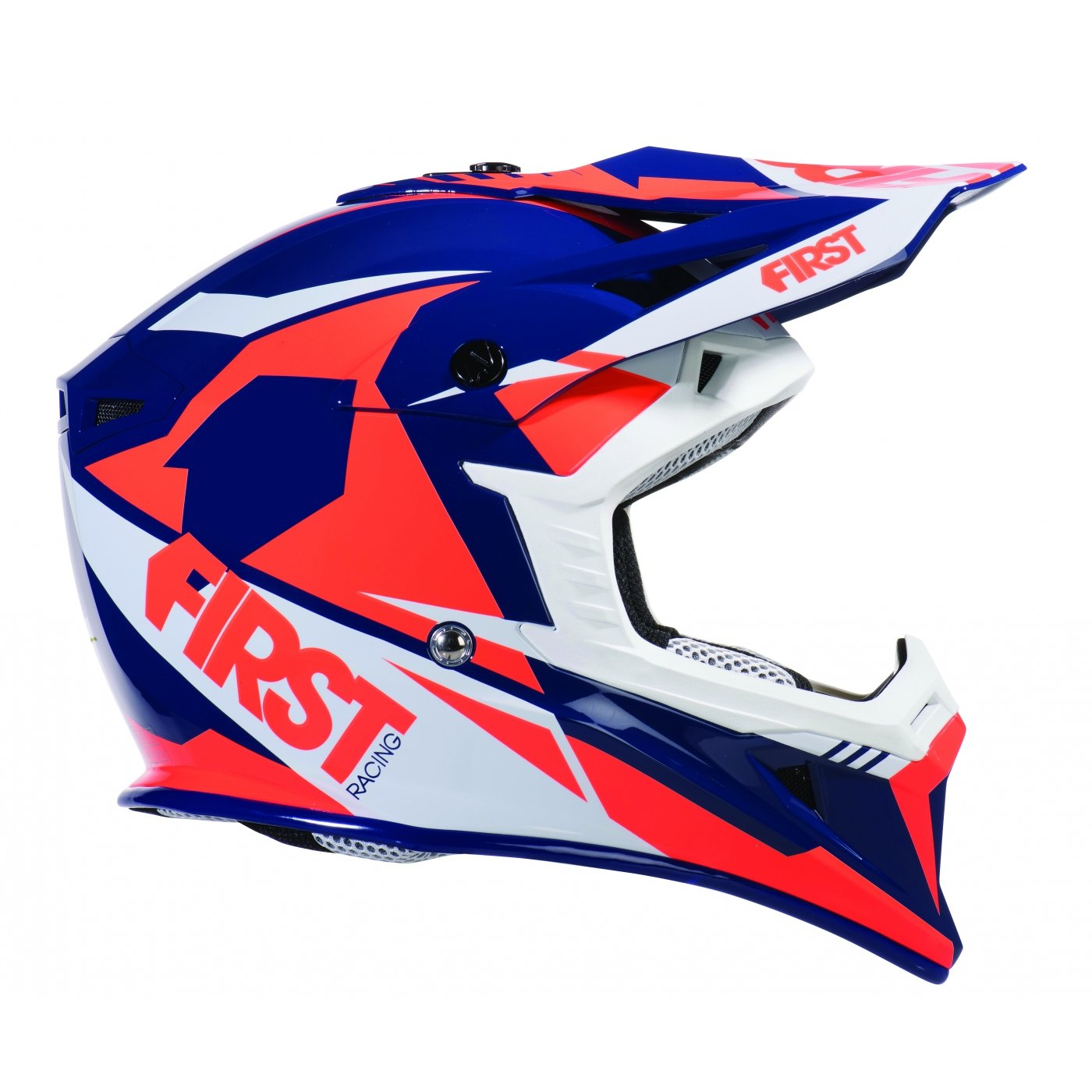 Helm MTB MTB Helm Moto First Racing T3 Orange 459c9e