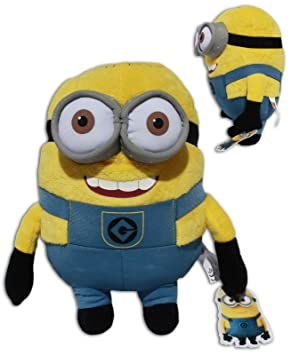 Bob Minion 10u0027u0027 Gruu0027s Minions Soft Toy Doll Plush Despicable Me 2 Minions  Yellow