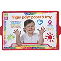 ALEX Toys Alex Jr. Finger Paint Paper and Tray