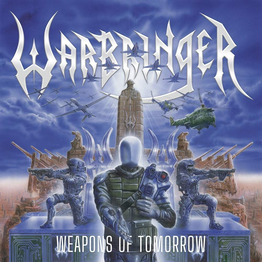 Warbringer - Weapons Of Tomorrow - Amazon.com Music