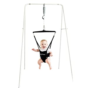 Jolly Jumper on a Stand for Rockers - Best baby Jumpers