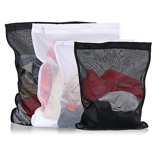 Hipiwe con cremallera ropa interior bolsa de lavado ...
