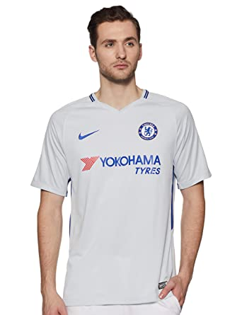 hot sale online f79ba f6f87 Nike Men's 2017/18 Chelsea Away Jersey