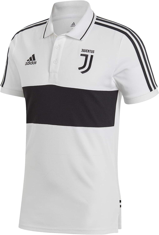 adidas Juve Polo, Hombre, Blanco/Negro, M: Amazon.es: Deportes y ...
