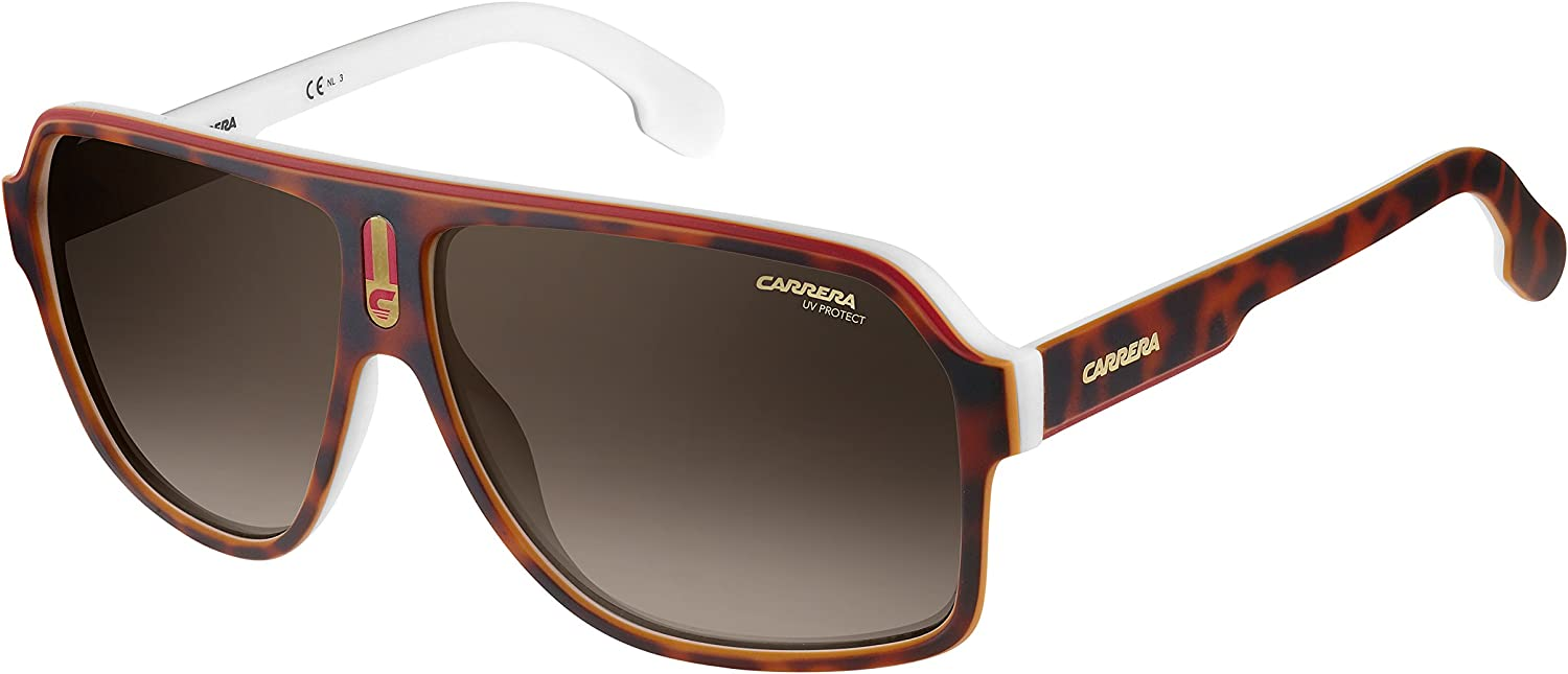 Carrera 1001/S SP C9K Gafas de Sol, Blanco (Havana White/GD Gold), 62 Unisex Adulto