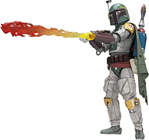 Star Wars The Black Series Boba Fett 6-Inch-Scale Star Wars: Return of The Jedi Collectible Deluxe Action Figure for Kids Ages 4 and Up