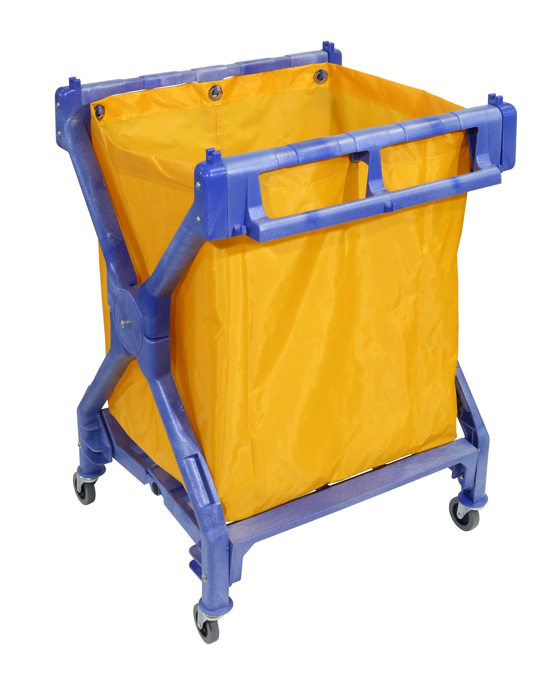 Oceeh|#O'cedar Commercial 96994 Maxirough X-Frame Cart