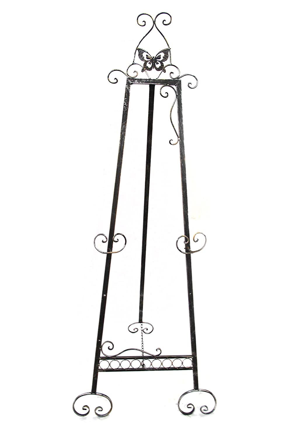 Amazon.com: Designstyles - Caballete de metal decorativo ...