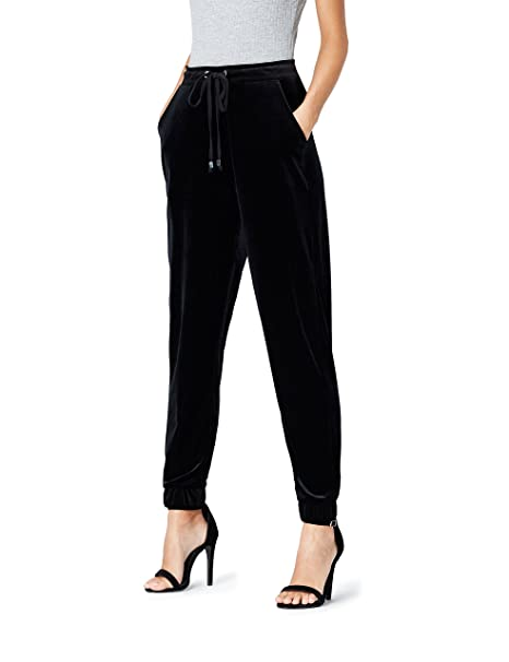 FIND Pantalones de Terciopelo para Mujer  4d10c86322ae