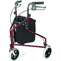 Patterson Medical - Andador con 3 ruedas