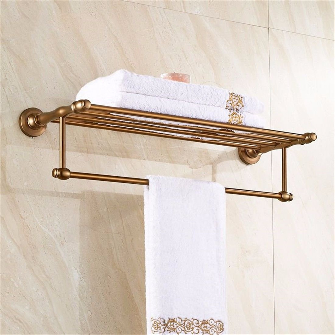 Amazon Com Hlluya Bathroom Accessory Set Tsing A Color Aluminum