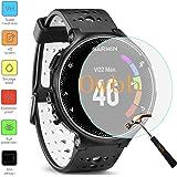 Owbb Protection écran en Verre Trempé pour Garmin Forerunner 230 Smart Watch Films de protection Transparents Ultra Clear