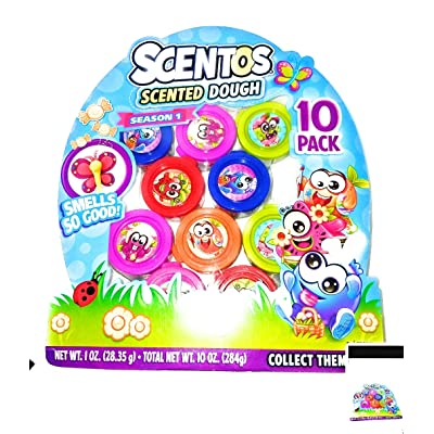 Scentos Scented Dough 10 Pack: Toys & Games
