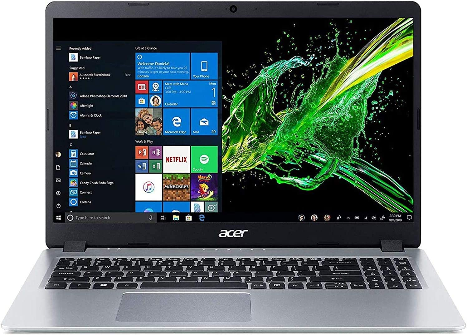 Acer Aspire 5 FHD Laptop Computer