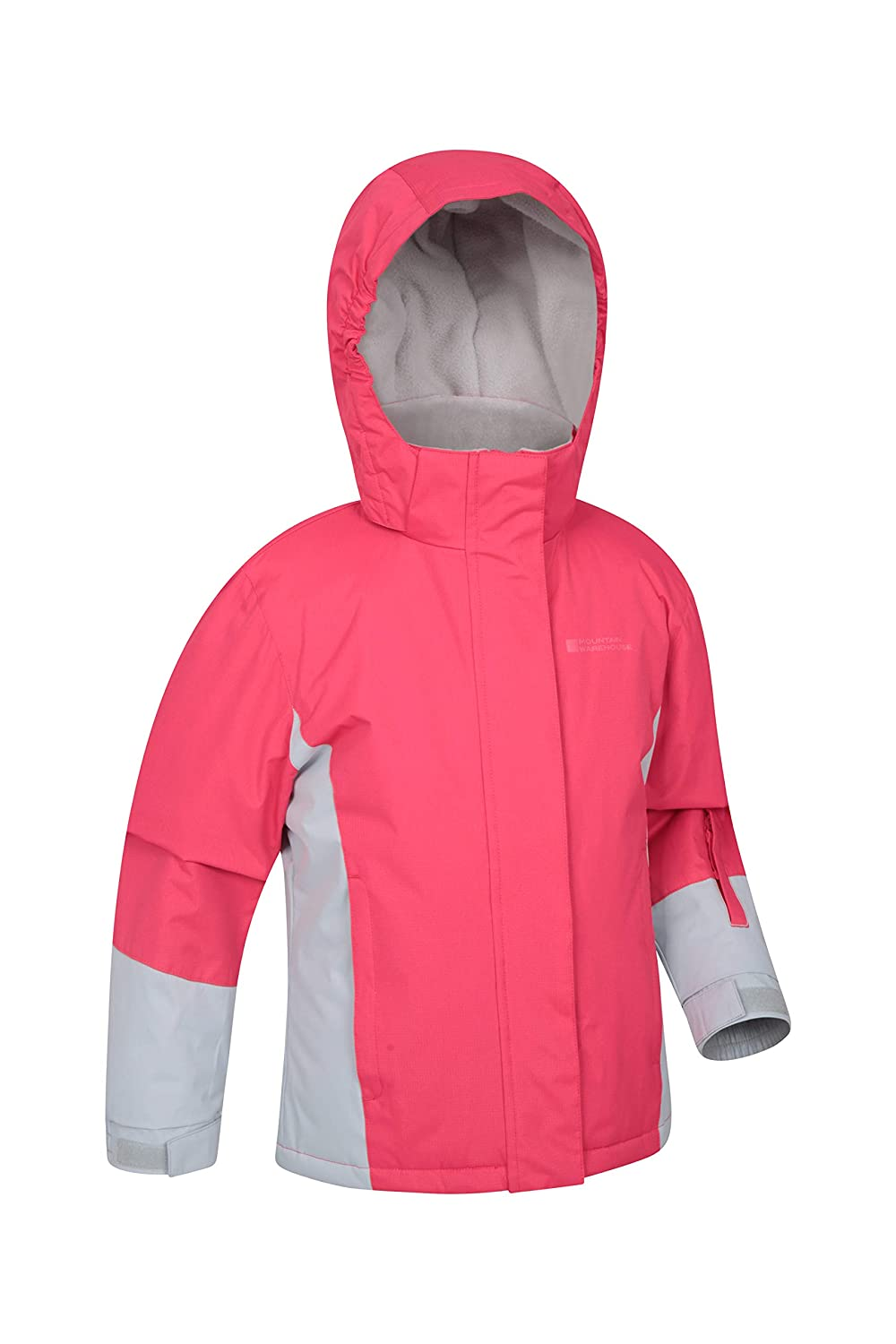 Mountain Warehouse Honey Kids Ski Jacket Boys /& Girls Winter Coat