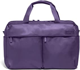 Lipault - City Plume 24H Bag - Top Handle Shoulder Overnight Travel Weekender Duffel Luggage for
