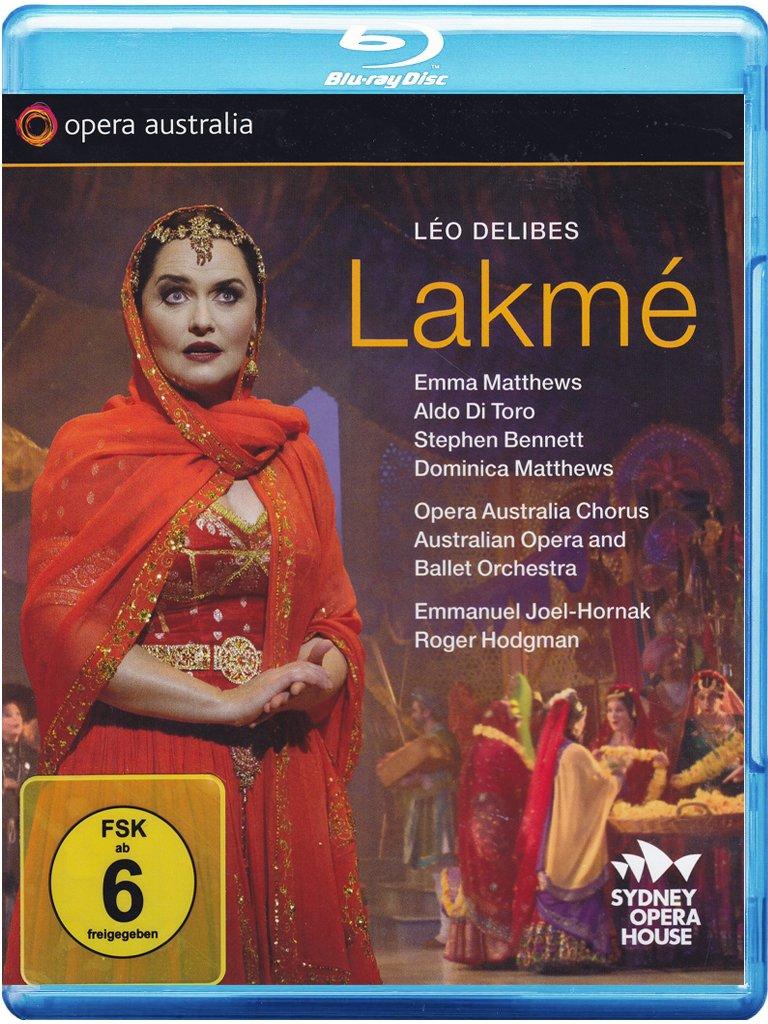 Lakme [Blu-ray] [Import] B007C7FFEA