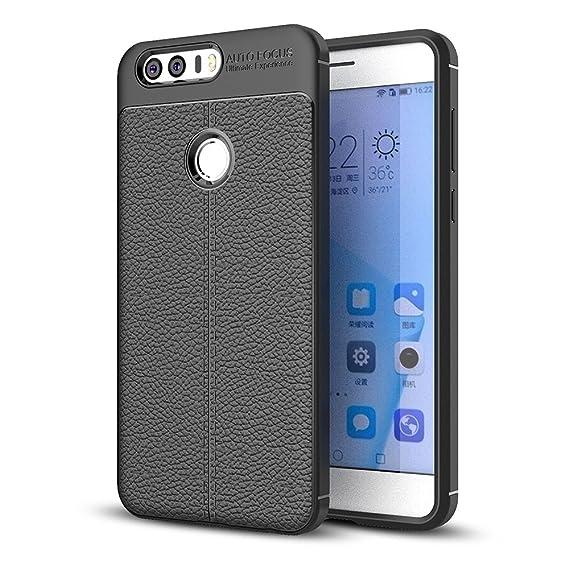 best authentic b548c 29405 Amazon.com: Honor 8 Case, Alkax Slim Thin Phone Case Soft TPU ...