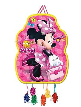 Piñata Minnie rosa grande: Amazon.es: Juguetes y juegos