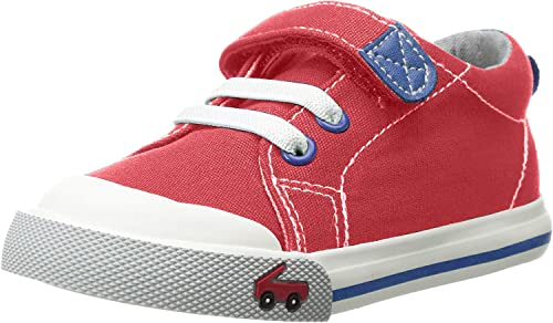 See Kai Run Boys Sneaker: Amazon.co.uk